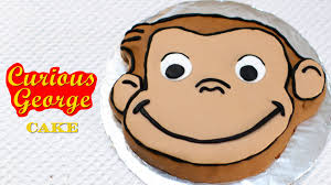 curious george cakes how to make a curious george cake