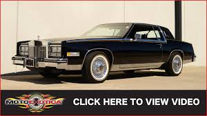 looking back 1983 cadillac eldorado touring coupe test drive page 2