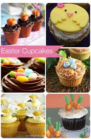 Easter Cupcake Decorations Nz by It U0027s Written On The Wall 29 Different Spring And Easter Cupcake
