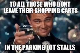 Shopping Cart Meme - leonardo dicaprio cheers meme imgflip