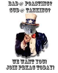 pbkac luck pbfg fluke where recruitment stuff