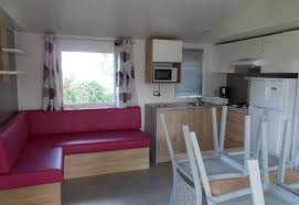 les 3 chambres cing les 3 chênes mobil home 6 8 personnes 3 chambres luxe