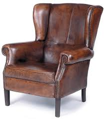 enchanting leather wingback chairs with best 25 leather wingback