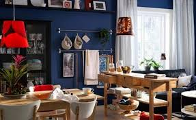 dining room design for small appartments by ikea attractive