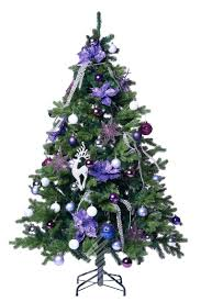 6ft pe artificial christmas tree hamilton pine uniquely