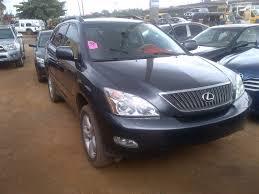 lexus is 330 for sale a toks 2006 lexus rx 330 for sale 2 950m autos nigeria