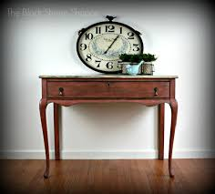 vintage early 1900s writing desk