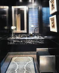 bel air residence anne hauck art deco living room office entry