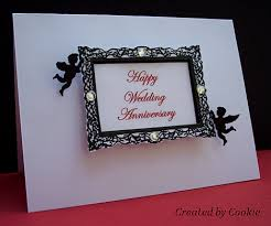 wedding anniversary cards cards by cookie wedding anniversary
