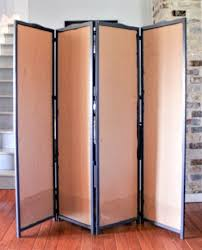 how to create a fancy foyer with a simple room divider