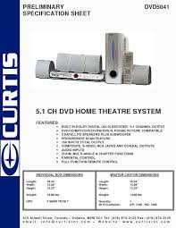 rca dvd home theater system home theater system users guides