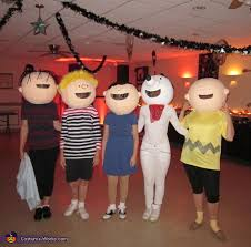 Snoopy Halloween Costumes Peanuts Characters Group Halloween Costume