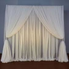 wedding backdrop drapes 800x800 1418874422305 backrop with bling in background
