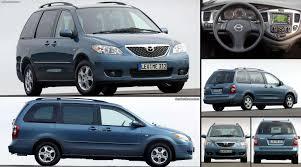 mazda car van mazda mpv eu 2004 pictures information u0026 specs