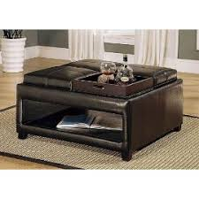 Coffee Table Ottoman Combination Coffee Tables Ideas Modern Coffee Table Ottoman With Storage