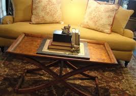 rectangle coffee table decor ideas coffee table