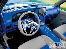 nissan frontier custom 1999 nissan frontier custom nissan trucks mini truckin u0027 magazine