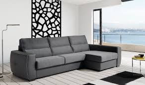 Sectional Sofa Sleeper With Chaise by Ray Fabric Sectional Sofa W Sleeper In Grey Free Shipping Get