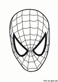 spiderman cake template cake decor cake templates