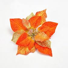 christmas flowers buy hot new christmas flower 20cm three layer christmas flowers