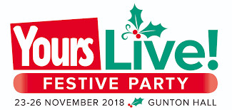 yours live festive party takeover 2018 u2014 yours