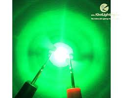 Green Flood Light 1w 3w Epileds Green Led Emitter Light 3 1v 350 700ma On 16mm Pcb