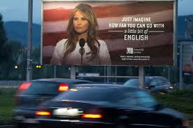 toyota lexus zagreb melania trump threatens lawsuit over english class billboard ksnv