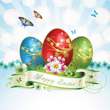 easter cards vector easter cards eggs free vector 13 033 free vector