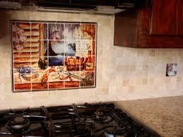 cottage kitchen backsplash ideas mural tile kitchen backsplash zach hooper photo cottage kitchen