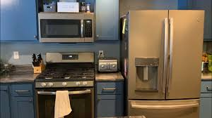 what color cabinets with slate appliances ge slate appliance finish review 4 7 months of use