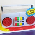 yo gabba gabba boombox cake cmny cakes