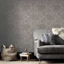 sfe jacquard natural wallpaper leekes