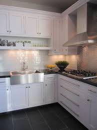 white kitchen cabinets grey floor kitchen cabinet ideas