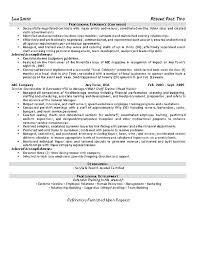 Management Objective For Resume Sample Objective In Resume For Hotel And Restaurant Management