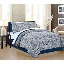 8 pc alyssa bed in a bag king at home at home