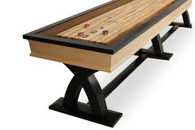 ricochet shuffleboard table for sale handcrafted shuffleboard tables mcclure pertaining to amazing