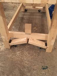Rolling Work Bench Plans Garage Workbench Garage Workbench On Wheels Furniture Top Models