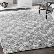 Beige And Gray Area Rugs Modern Braided Area Rugs Allmodern