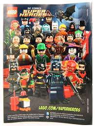 a first look at lego dc super heroes 2014 minifigures pop