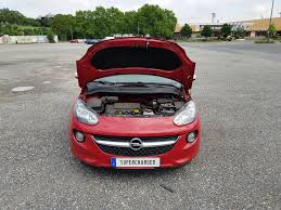 opel red opel adam 1 2 supercharged magazine