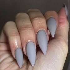 best 25 matte stiletto nails ideas on pinterest matt nails