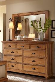 Bedroom Dressers With Mirrors Rent Progressive Furniture Willow Dresser Mirror Distressed