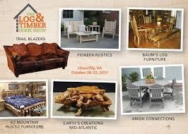 chantilly va 2017 the log and timber home show