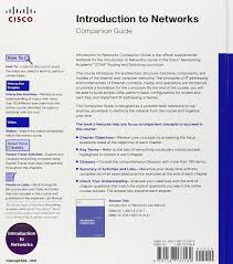 introduction to networks companion guide cisco networking academy