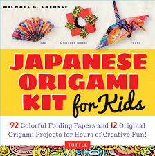 japanese origami kit for kids newsouth books