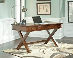 Modern Simple Office Table Home Office Simple Wood Desk Trestle Desk Plans Woodworking Home