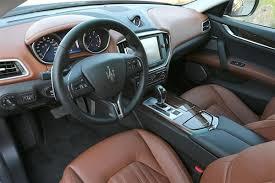 2015 Maserati Ghibli Interior 2014 Maserati Ghibli Sportier Baby Quattroporte Coming Soon