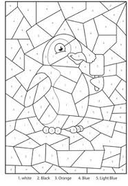 printable winter coloring pages penguins parents winter