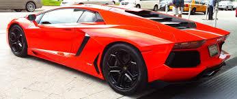 Lamborghini Aventador Black And Red - orange lamborghini aventador with black rims exotic cars on the