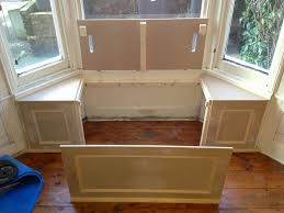 How To Build A Window Seat In A Bay Window - bay window seat construction diy bay window seat tutorial and